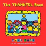 todd parr thankful book