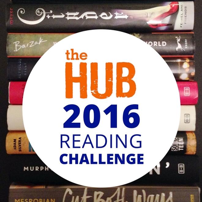 the-hub-2016-reading-challenge